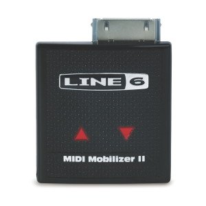 A picture of our Line 6 MIDI Mobilizer II