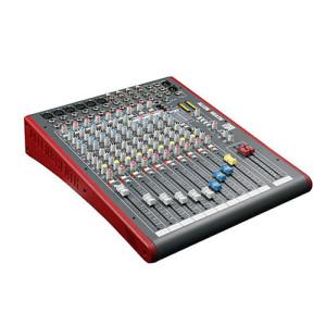 Allen & Heath ZED12FX Analogue Mixer 1