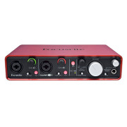 Focusrite Scarlett 2i2 Audio Interface 1