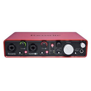 Focusrite Scarlett 2i2 Audio Interface 1