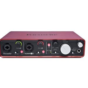 Focusrite Scarlett 2i4 Audio Interface 2