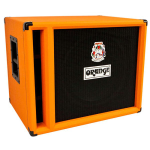 Orange Amplifiers OBC Series OBC115 1x15 Bass Speaker Cabinet - 400W