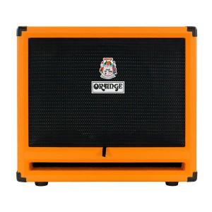 Orange Amplifiers OBC212 600W 2x12 Bass Speaker Cabinet - 600W 1