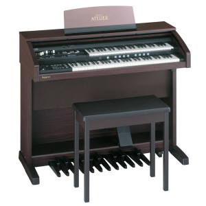 Roland AT-75 Music Atelier Organ  1