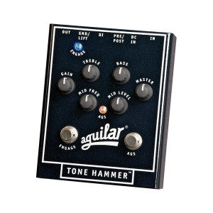 A picture of our Aguilar Tone Hammer Pre DI