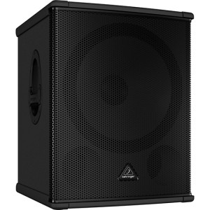 "A picture of our Behringer B1800HP Active 18"" Sub Woofer (Individual)"
