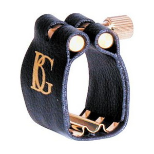 A picture of our BG Tenor Saxophone Ligature