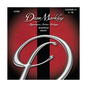 A picture of our Dean Markley Nickel Steel 9-46 Gauge Electric Guitar Strings