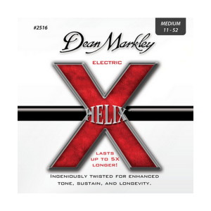 A picture of our Dean Markley Helix HD. Medium