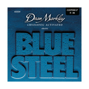 A picture of our Dean Markley Blue Steel CL 9-46 Gauge Electric Guitar Strings