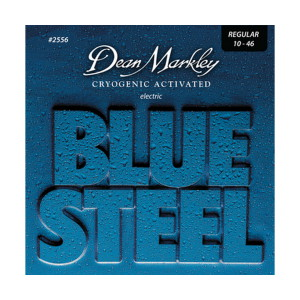 A picture of our Dean Markley Blue SteelReg