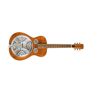 "A picture of our Epiphone ""Dobro"" Hound Dog Round Neck"