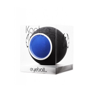 A picture of our Kaotica Eyeball Acoustic Treatment Device