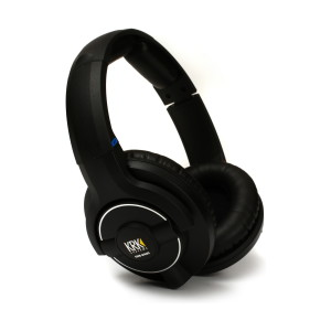 A picture of our KRK KNS 8400 Studio Monitoring Headphones- Closed