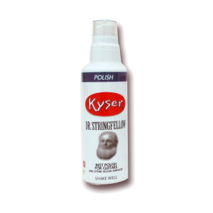 A picture of our Kyser Dr. Stringfellow Instrument Polish