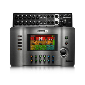 A picture of our Line 6 StageScape M20D