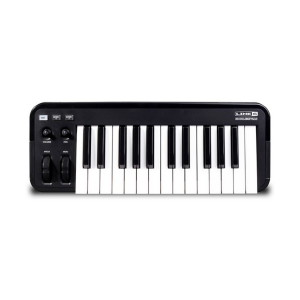 A picture of our Line 6 Mobile Keys 25 Premium Keyboard Controller