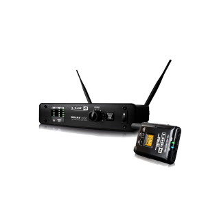 A picture of our Line 6 Relay Series G55 Digital Wireless Guitar System