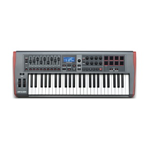 A picture of our Novation Impulse 49 MIDI Controller