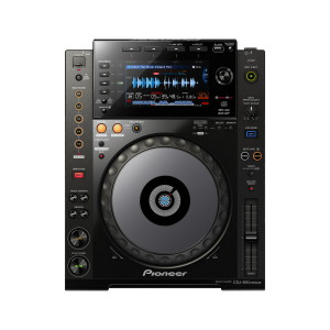 A picture of our Pioneer CDJ900 NEXUS CD Player