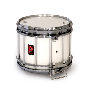 "A picture of our Premier 14"" x 12"" 0800 HTS Snare Drum (White)"