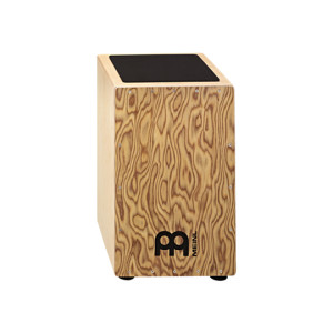 A picture of our Meinll Matt Makah-Burl Cajon With Pickup