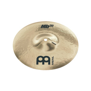 "A picture of our Meinl MB20 10"" Rock Splash"