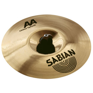 "A picture of our Sabian AA 08"" Splash"