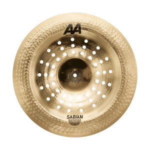 """A picture of our Sabian AA 19"""" Holy China"""