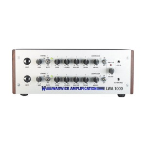A picture of our Warwick Amp Head - 100W W/Bag