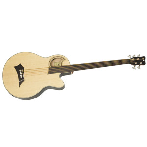 A picture of our Warwick 4 String Alien Standard Fretless Rock Bass - Natural