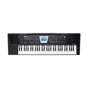 A picture of our Roland BK-3-BK Interactive Backing Keyboard
