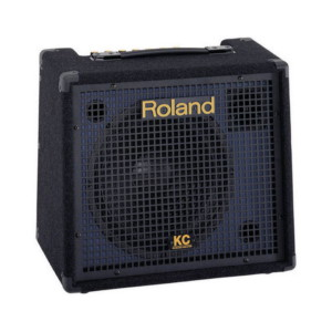 A picture of our Roland KC-150 Keyboard Amplifier