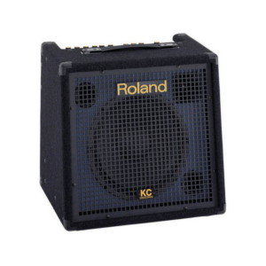 A picture of our Roland KC-350 Keyboard Amplifier