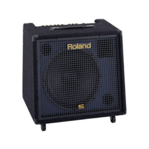 A picture of our Roland KC-550 Keyboard Amplifier
