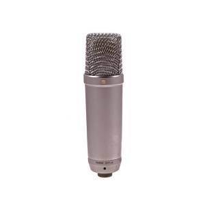 A picture of our Rode Microphones NT1-A Cardioid Condenser Microphone
