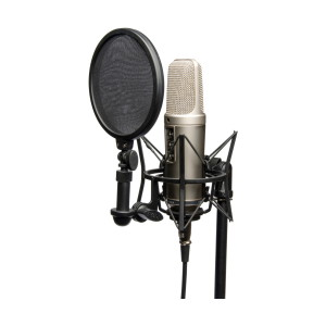 A picture of our Rode Microphones NT2-A Studio Condenser Microphone Bundle