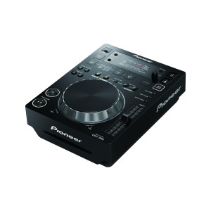 A picture of our Pioneer CDJ350 Digital Multi Player