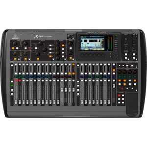 A picture of our Behringer X32 Digital Mixer