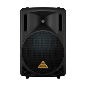"A picture of our Behringer B212D Active 12"" Speaker (Individual)"