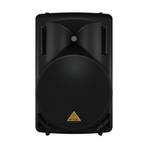 "A picture of our Behringer B215D Active 15"" Speaker (Individual)"
