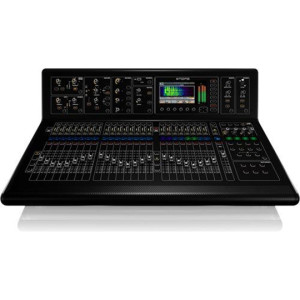 A picture of our Midas M32 32 Channel Digital Mixer