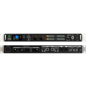A picture of our Behringer X32 Core Digital Rack Mixer