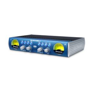 A picture of our PreSonus BlueTube DP V2 Microphone and Instrument Preamplifier