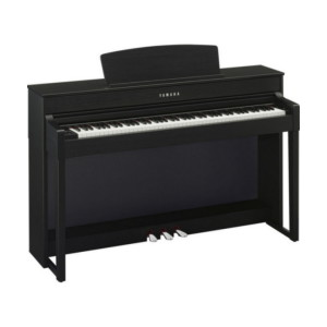 A picture of our Yamaha CLP-545R Digital Piano with bench