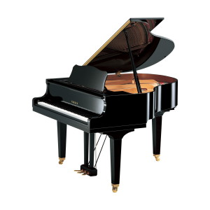 A picture of our Yamaha GB1KPE Baby Grand Piano with Bench