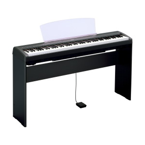 A picture of our Yamaha L85 Wooden Keyboard Stand
