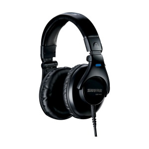A picture of our Shure SRH440 Studio Headphones