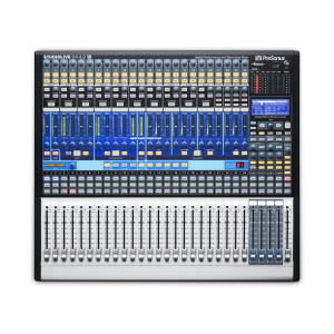 A picture of our StudioLive 24.4.2AI 24 Channel Digital Mixer