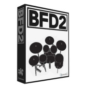 BFD2 Virtual Drum Software